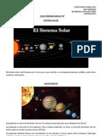 Guía del Sistema Solar