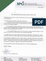 NACH Debit (ECS Debit) File FOrmat and Return Reason Cod...