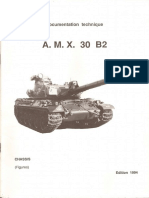 Documentation Technique - AMX-30-B2 Chassis Partie Figures