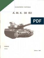 Documentation Technique - AMX-30-B2 Chassis Partie Texte