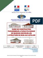 AFPS_2011_Guide de Construction Parasismique Et Paracyclonique de Maisons Individuelles en Structure Bois Aux Antilles_final_dec2011