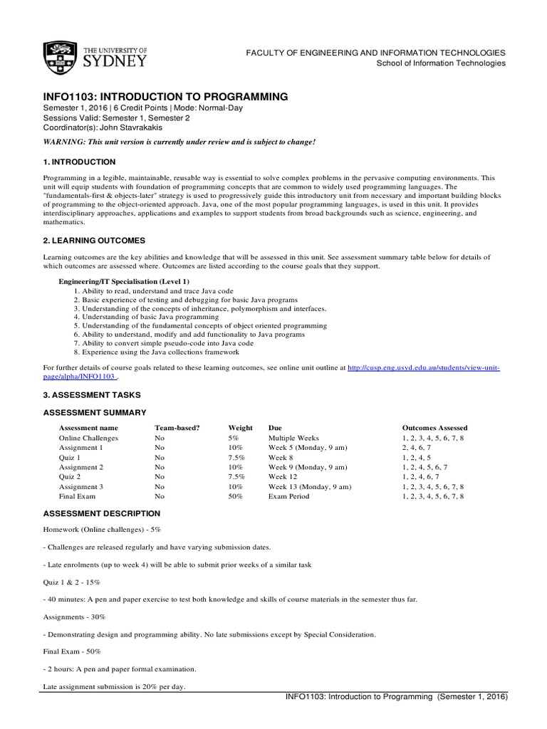 Info sheet control flow educational assessment baditri Image collections