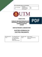 20142015 Sem2 Mechatronics Labsheet