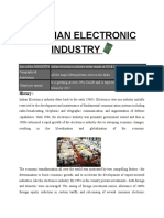 Indian Electronic Industry dfvsfda