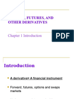 Derivatives Basics