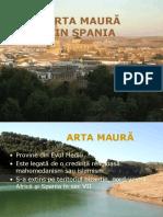Arta Maurã in Spania