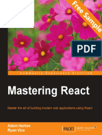 Mastering React - Sample Chapter