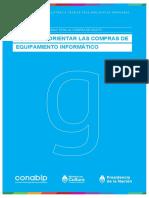 CONABIP-guia Para Orientar Las Compras de Equipamiento Informatico 0
