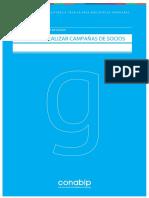 CONABIP-guia Para Realizar Campanas de Socios