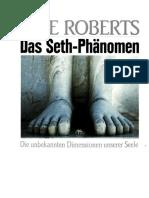 Das Seth Phänomen