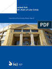 Swaziland Rule of Law Crisis -2016
