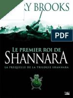 Terry Brooks - Shannara - 0 - Le premier roi de Shannara.epub