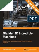 Blender 3D Incredible Machines - Sample Chapter