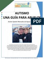 Autismo. Una guía para abuelos