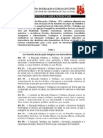 Diretrizes Normativas para Teologia CEC-CGADB