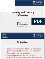 02 - Learning Difficulties 2