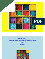 INDUSTRIAL HAZARD STUDY--Basic Pigments--VOL-1,EDITION-1