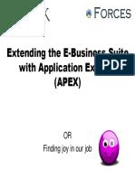 Extending Ebs