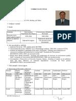 CV Tierean Mircea Horia