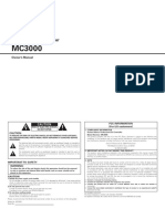 Denon mc3000 manual.pdf