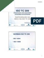 8 ISO - Participação Da SBCC - Elisa Liu Man Li