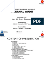 Interna Audit Module