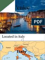 Venice Presentation