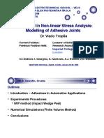 OpenFOAM in Non-linear Stress Analysis_Modeling Adhesive JointsTropsaUniVarazdin