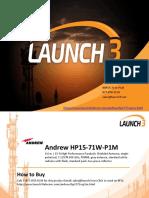Andrew HP15-71W-P1M