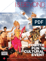 Bali & Beyond Magazine August 2009 edition