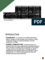 Ultra Conductors