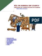 Artes y Oficios - Carpinteria de Ribera (Naval) en Luanco