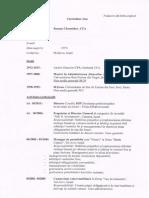 CV-uri candidați guvernatori BNM