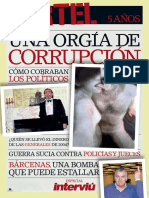 ESPECIAL INTERVIU - 03 Febrero 2014 Gourtel Una Orgia de Corrupcion