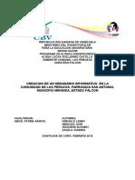 ELABORACION DE SEMANARIO COMUNAL