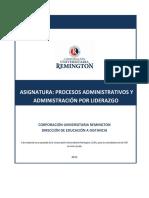 Procesos Administrativos R