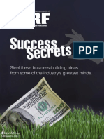 sucess secrets Turf - December 2015