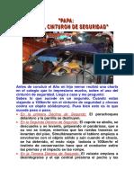 SEG 011. Cinturon de Seguridad