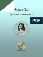 Vilijam Lili - Hrišćanska Astrologija 3