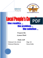 Summary of Local Councils Studies