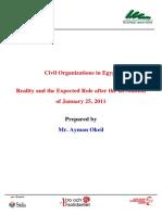 Civil Organizations in Egypt