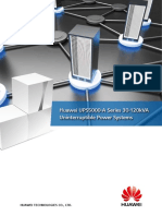 Huawei Ups5000-A Series (30-120kva) Ups Brochure