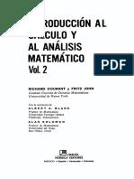 Richard.courant Introduccion.al.Calculo.y.analisis.matematico.vol.2