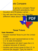 lets compare houston and lamar