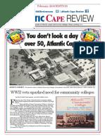 Atlantic Cape Review February 2016 Edition