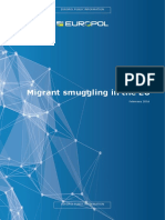 Migrant Smuggling Europol Report 2016