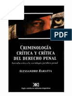 Alessandro Baratta -  Criminologia critica y critica del derecho penal.pdf