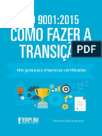 Transicao ISO 9001 2015