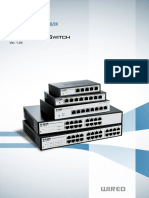 DGS 1100 Series Manual v104 en US