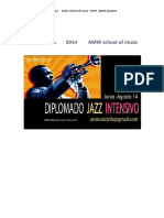 Jazz Intensivo AMW